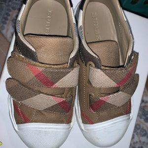 Burberry unisex sneakers